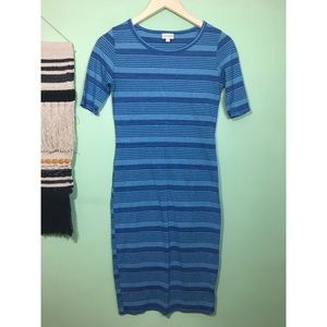 {3/$25} lularoe • julia dress
